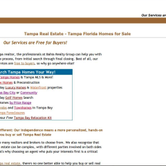 Tampa Real Estate Link
